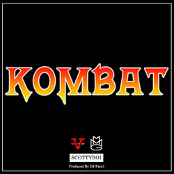 Scotty Boi - Kombat (Prod by DJ Pain 1)