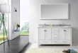 HomeThangs.com Has Introduced A Guide To Shaker Style Bathroom Vanities For A Contemporary Bathroom