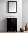 Caroline Avenue 24″ Single Bathroom Vanity GS-50024-WMSQ-ES from Virtu USA
