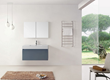 HomeThangs.com Has Introduced a Guide To Building a Contemporary Gray And White Bathroom