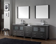 HomeThangs.com Has Introduced A Guide To Modular Bathroom Vanity Sets For A Large Master Bathroom