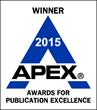 2015 Apex Winner