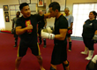 Cung Le teaches at Shaolin Institute