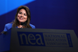 2015 National Teacher of the Year Addresses Colleagues at NEA Convention