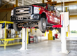 2-post lifts are an ideal choice for utility vehicles.