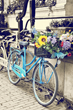 Blue Bicycle, AngsanaSeeds Photography