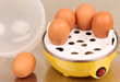 Household invention that shells eggs with ease