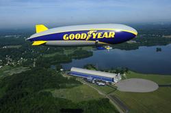 Goodyear, Wingfoot One, EAA, Oshkosh, AirVenture