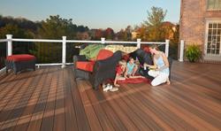 composite decking, composite railing, eco-friendly, wood-alternative