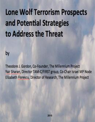 Lone Wolf Terrorism Prospects book cover