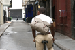 Vitesse Messenger bag—comfortable for bike commuting