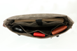 Vitesse Messenger bag—interior view