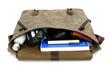Vitesse Messenger bag—interior view