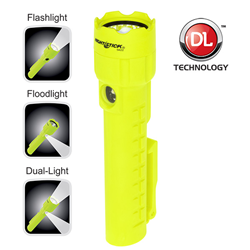Dual Magnets Add Convenience to Safety in New Nightstick® XPP-5422GM Intrinsically Safe Dual-LightTM Flashlight