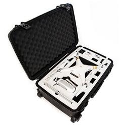 Drone Crates DJI Phantom 3 Roller Case