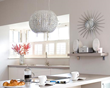 Star Chandelier Style Range Hood From Elica