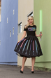 Already an Internet sensation, the Force is definitely with this popular Her Universe lightsaber skirt and shirt which will be available at the Her Universe Boutique #2913Q at SDCC.