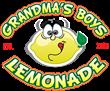 Grandma's Boys Lemonade Logo