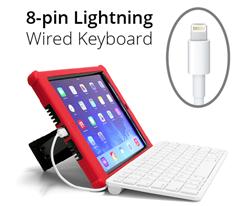 8-pin Lightning Wired Keyboard