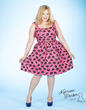 katrina parker,plus size dresses,plus size vintage dresses,vintage dresses,retro plus-size dresses,whoopie pie dress