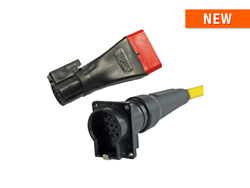 TPC OBD-II Molded Connection Plugs