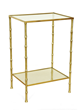 Bamboo End Table by Alden Parkes