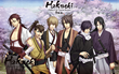 Acclaimed Anime Video Game Hakuoki is Now Available on iOS and Android Devices