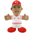 Barry Larkin, Cincinnati Reds' All-Time Great and MLB Hall of Famer, Gets Creature-Ized for 2015 T-Mobile All-Star Fanfest