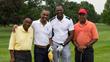 L to R: Frank Fold, MD; Rudyard F. Whyte, Esq.; Don Davis; Ron Roberts