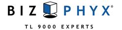 BIZPHYX: The TL 9000 Experts