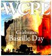 WCPE FM Celebrates Bastille Day