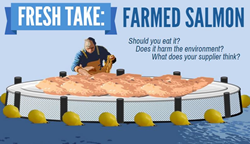Fresh Take: Farmed Salmon