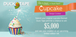 The Kids In Need Foundation + Duck Tape® Cupcake Design Contest challenges entrants to create a cupcake-themed duct tape design for a chance to win a $5,000 grand prize.