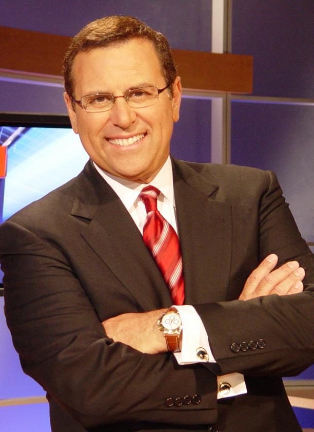 Veteran Newsman Carlos Amezcua Joins KUSI News With Lisa