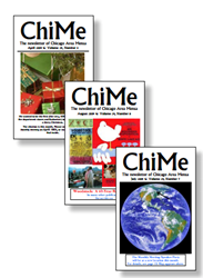 Printed and Mailed Monthly Newsletters