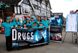 Scientologists Promote Drug Awareness in Crowborough