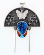 Butterfly Maiden Pendant by Darryl Dean & Rebecca Begay