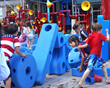 Imagination Playground Offers Support to Camps and Family Centers on Summer Build-A-Thon Events