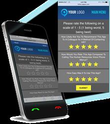 Visual IVR Smartphone