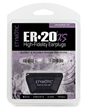 Etymotic's ER•20XS High-Fidelity Earplugs Now Offer Universal Fit