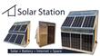 Solar Station Unveils World's Fastest, Easiest Solar Power System on Indiegogo