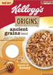 Kellogg's Origins™ Ancient Grains Blend Cereal Made with KAMUT® Brand Khorasan Wheat Launches Nationwide in the U.S.