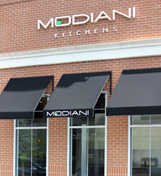 Modiani Kitchens Showroom