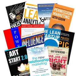 10 Best-Selling Business Books = Win Them All!