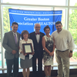 The Greater Boston Association of Realtors Names Gentle Giant Moving Company's Community Relations Specialist as their Affiliate Member of the Year