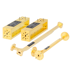 Waveguide Couplers Operating Up to 110 GHz Now Available from Pasternack