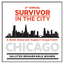 Chicago's Annual Survivor in the City Event Salutes Remarkable Women/Benefits Brain Aneurysm Foundation