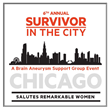 Chicago's Annual Survivor in the City Event to Set for Friday, September 11th to Benefit Renowned Brain Aneurysm Foundation