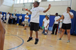 Happy Camper at Lifting Up Westchester's Brighter Futures Summer Camp Double Dutch Event