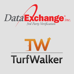 Data Exchange partners with TurfWalker